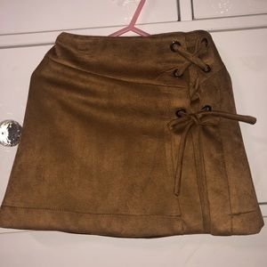 Zara shade skirt